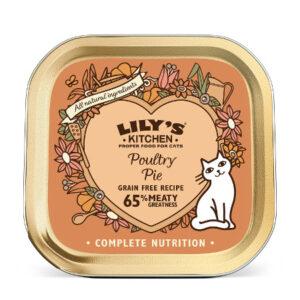Lily's Kitchen Poultry Pie 85 Gr