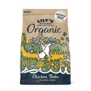 Lily's Kitchen Adulto Pollo Organic