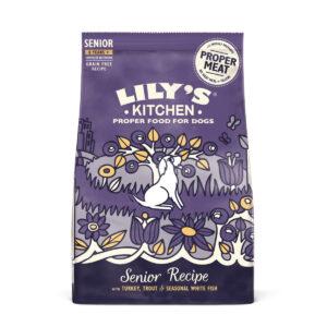 Lily's Kitchen Senior Recipe